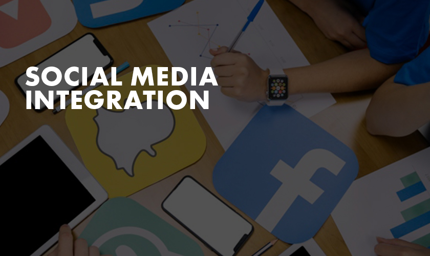 SocialMedia-Integration