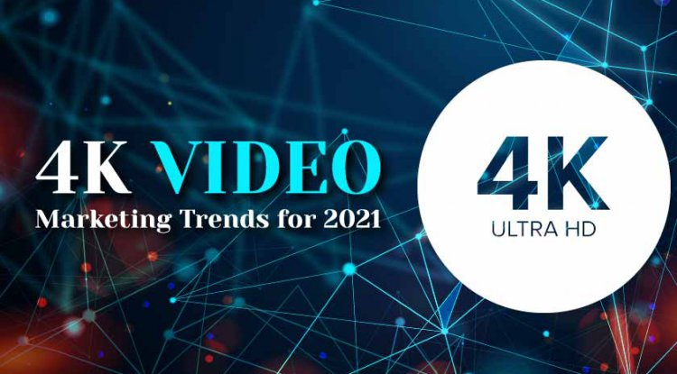 4k Video Marketing Trends for 2021
