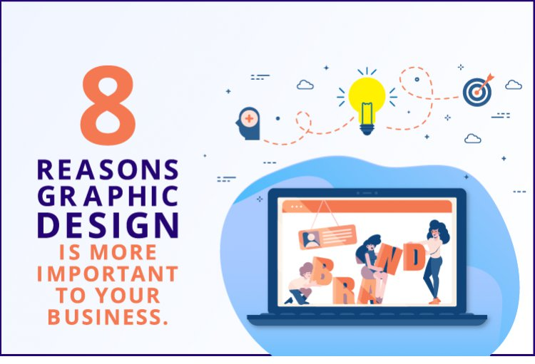 8 Reasons Graphic Design is More Important to Your Business
