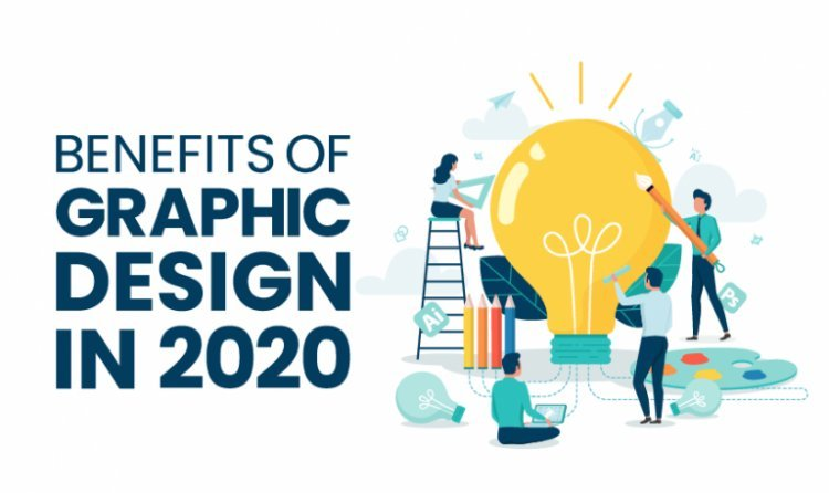 Benefits Of Graphic Design in 2020