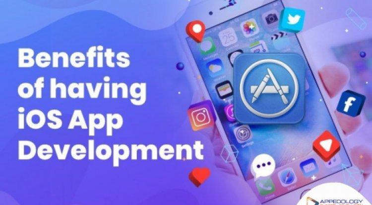 Benefits of having iOS App Development