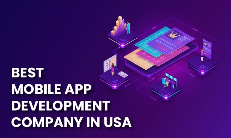 Best Android Apps Development Company in USA