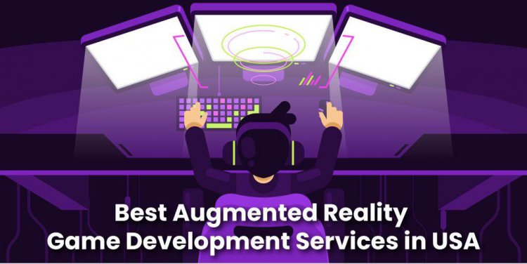 Best Augmented Reality Game Development Services in USA