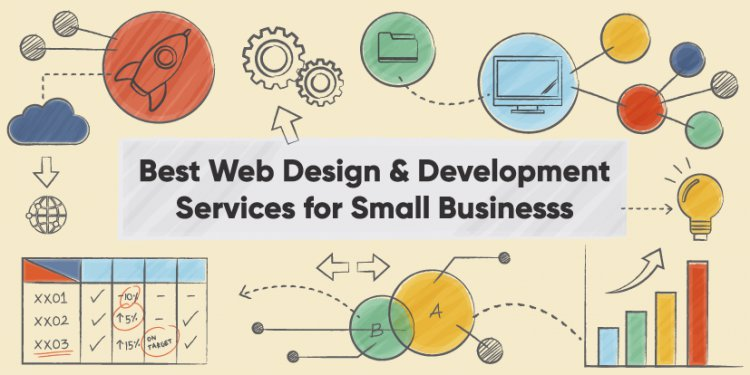 Best Web Design & Development Services for Small Business