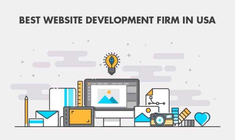Best Website Development Firm in the USA