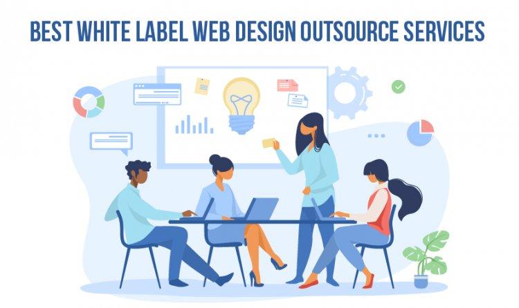Best White Label Web Design Outsource Services