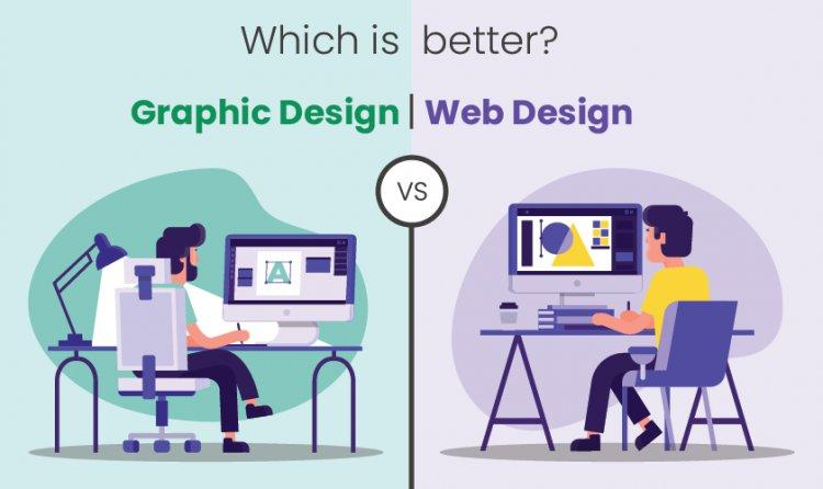 Graphic Design vs Web Design: which is better?