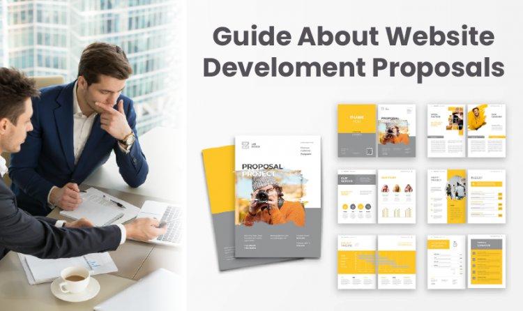 Guide about Website Development Proposals