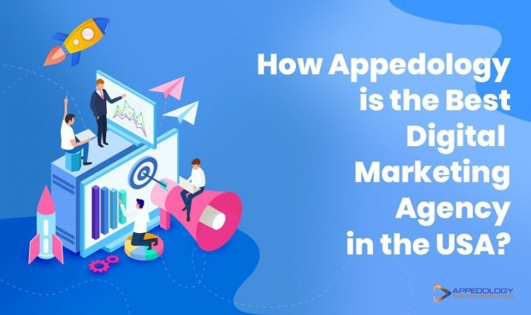 How Appedology is the Best Digital Marketing gency in the USA?