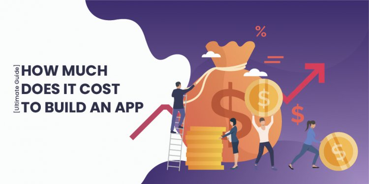 How much does it cost to build an app [Ultimate Guide]