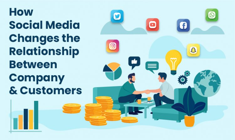 How Social Media Changes the Relationship Between Company and Customers