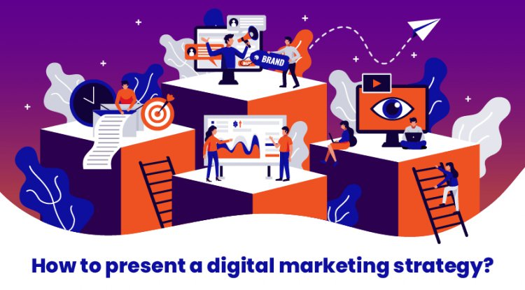 How to Present a Digital Marketing Strategy