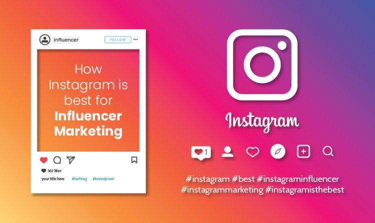 How Instagram is best for Influencer Marketing