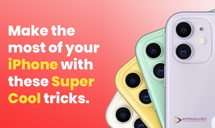Make the most of your iPhone with these Super Cool tricks.