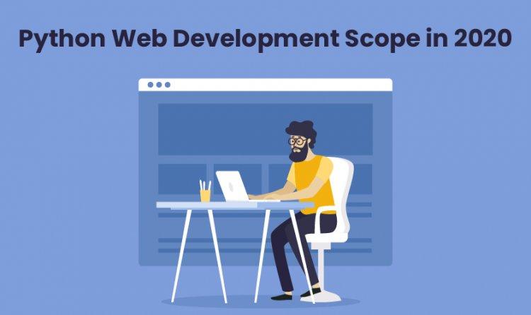 Python Web Development Scope in 2020