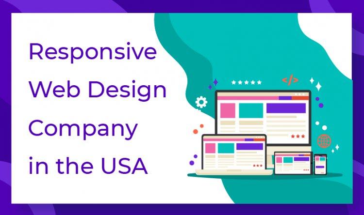 Responsive Web Design Company in the USA