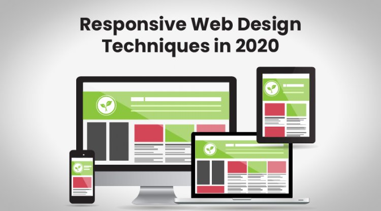 Responsive Web Design Techniques in 2020
