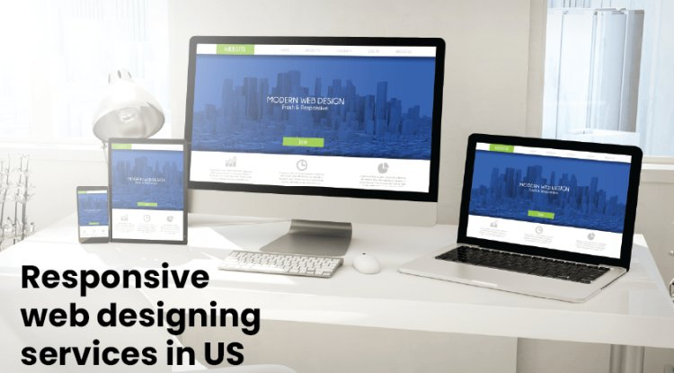 Responsive Web Designing Services in the US