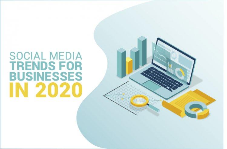 Social Media Trends For Businesses In 2020 [UPDATE]