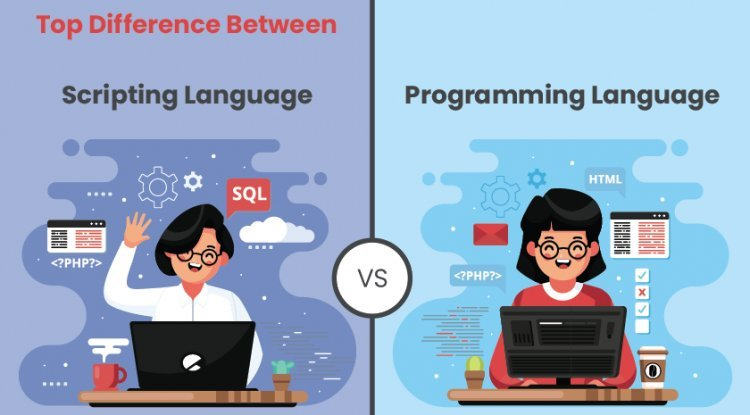 Top Difference Between Scripting Language vs Programming Language