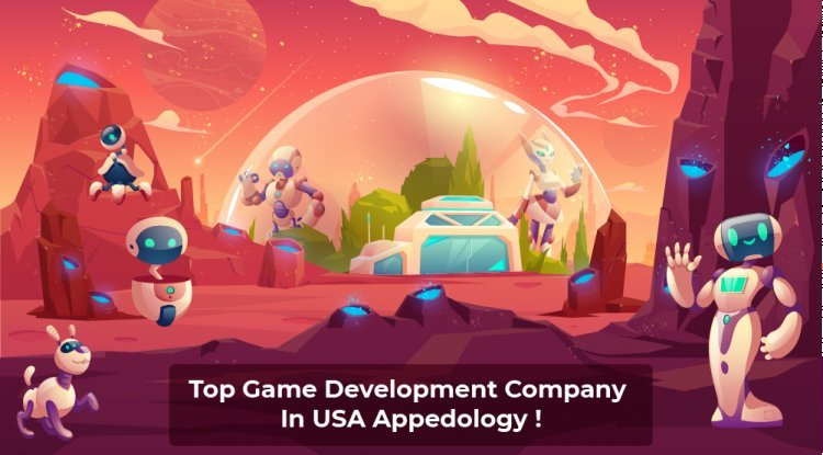 Top Game Development Company In USA !