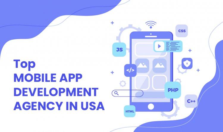Top Mobile App Design Agency in the USA