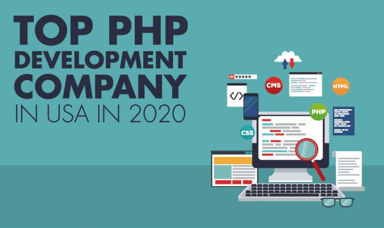 Top PHP Development Company In USA