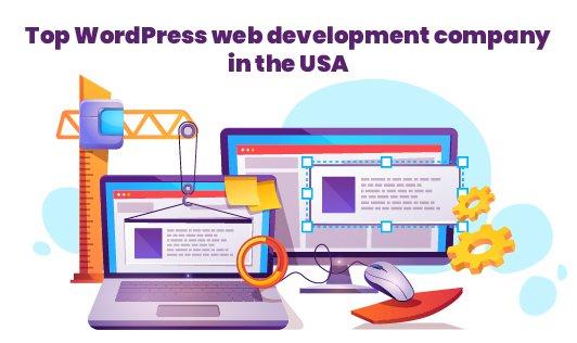 Top WordPress Web Development Company in the USA