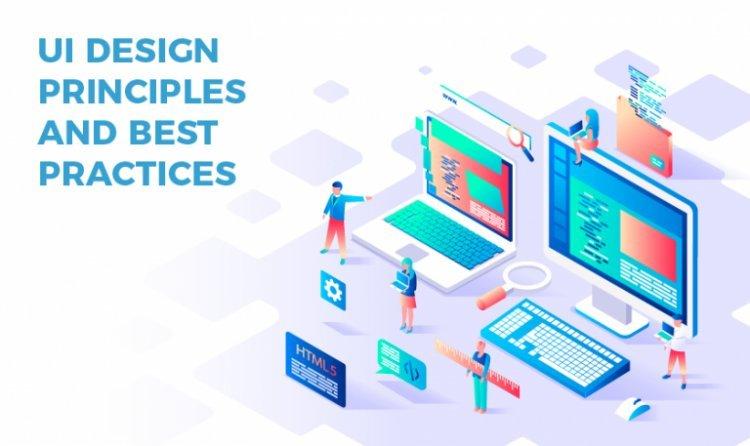 UI Design Principles and Best Practices