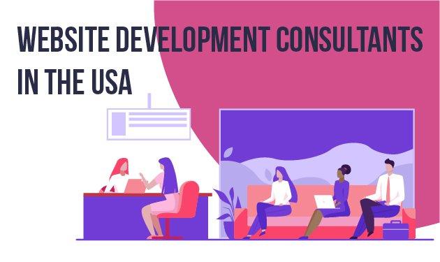 Website Development Consultants in the USA