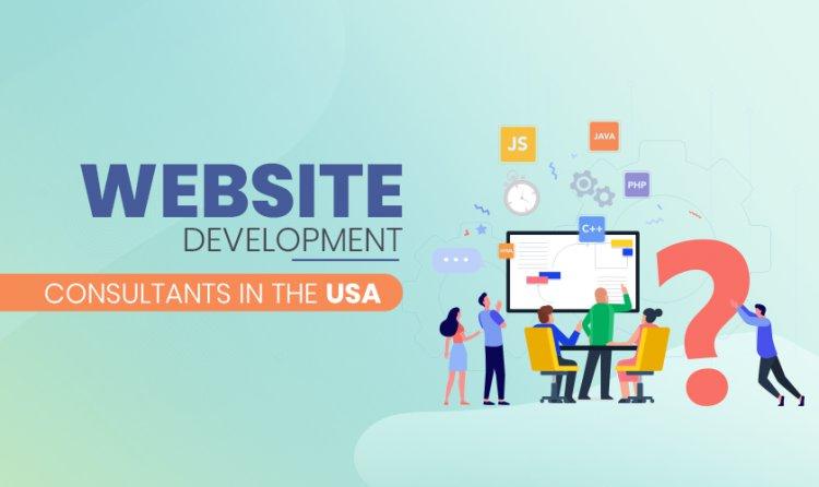 Website Development Consultants in USA