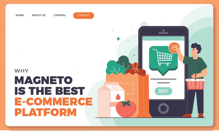 Why Magneto is the Best E-commerce Platform