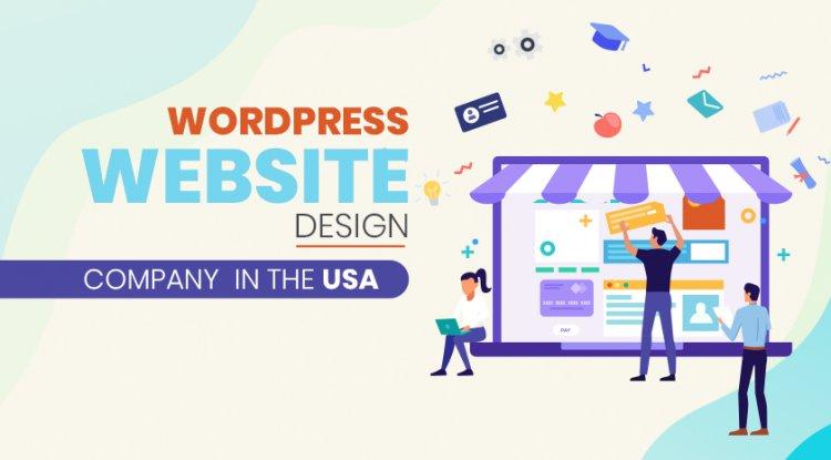 WordPress Website Design company in the USA