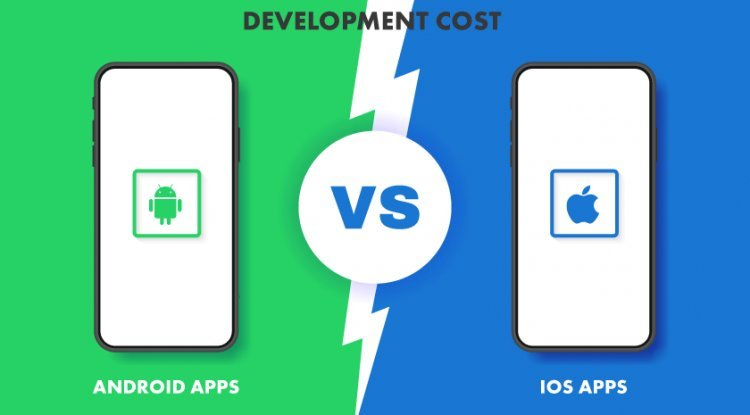 Android vs iOS apps and their development cost