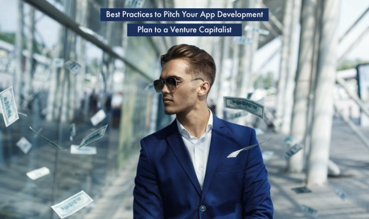 Best Practices to Pitch Your App Development Plan to a Venture Capitalist