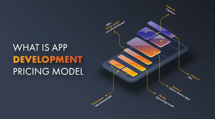 What is App development pricing model?