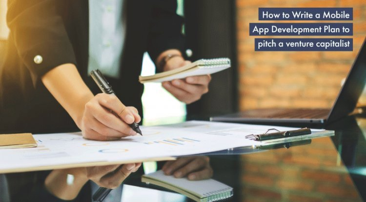 Writing a Mobile App Development Plan To Pitch a Venture Capitalist