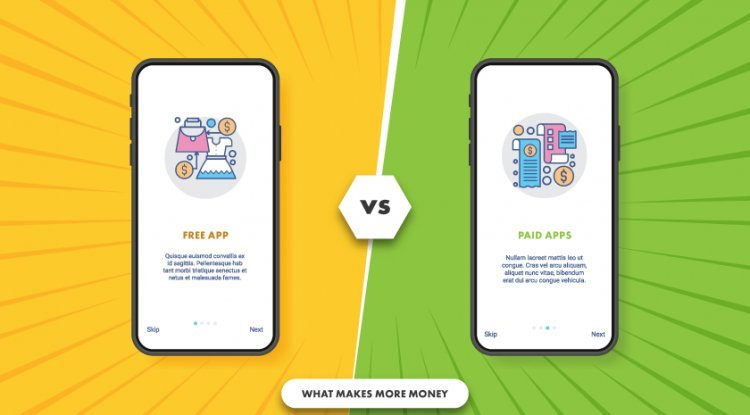 Free Apps Vs. Paid Apps; Which Makes More Money