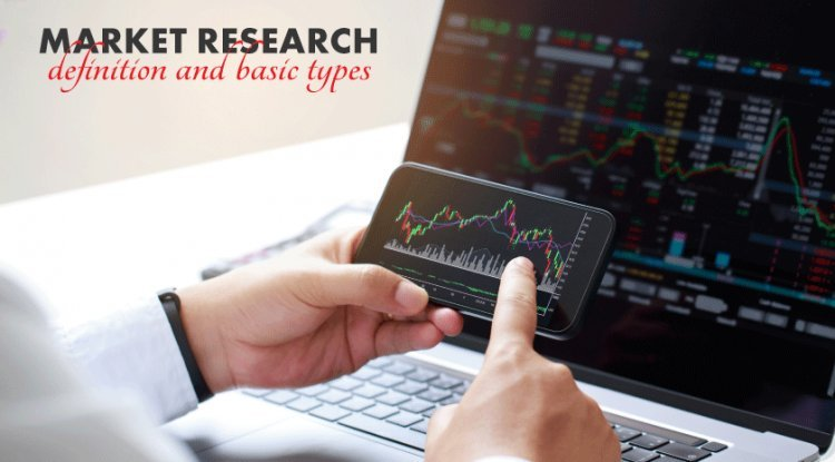 Market Research Definition And Basic Types