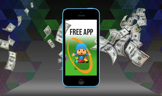 How to Make Money from a Free App?